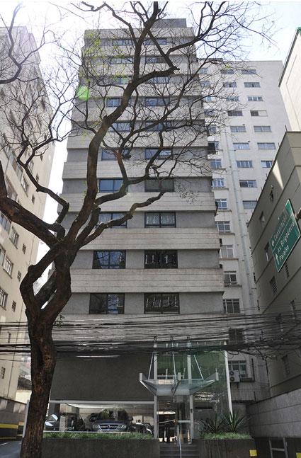 Edifício comercial Alameda Santos